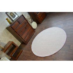 Kulatý koberec UTOPIA perleťový