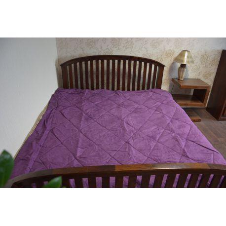 Overlay ALKANTARA purple