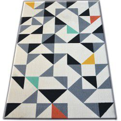 Koberec SCANDI 18214/763 - trojúhelníky