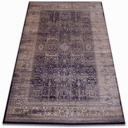Carpet heat-set Jasmin 8580 black