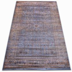Carpet heat-set Jasmin 8580 blue