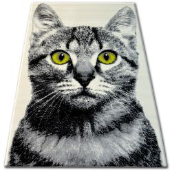 Tepih BCF FLASH 33319/160 - Mačka