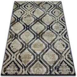 Carpet DROP JASMINE 031 Fog/D.blue