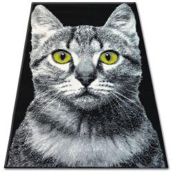 Tepih BCF FLASH 33319/190 - Mačka