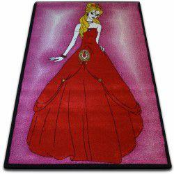 Carpet KIDS Princess pink C425