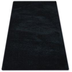 Tepih čupavi MICRO crno