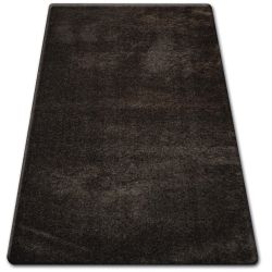 Tepih čupavi MICRO smeđa