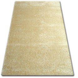 Килим SHAGGY NARIN P901 слонова кост/злато