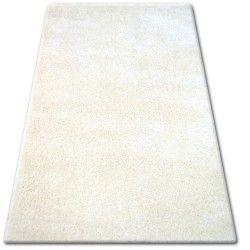 Tapis SHAGGY NARIN P901 crème / blanc
