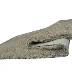 Fitted carpet SHAGGY NARIN dark beige