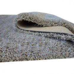 Fitted carpet SHAGGY NARIN grey