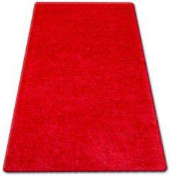 Shaggy narin szőnyeg P901 piros