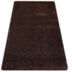 Shaggy narin szőnyeg P901 barna