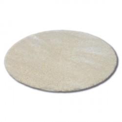 Carpet circle SHAGGY NARIN P901 cream