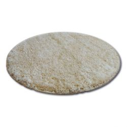 Carpet circle SHAGGY NARIN P901 garlic/gold beige