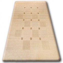 Fonott sizal floorlux szőnyeg 20079 mais / coffee