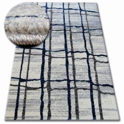 Shadow szőnyeg 9359 fehér / kék