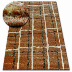 Teppich SHADOW 9359 rost / Creme