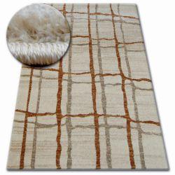 Carpet SHADOW 9359 cream / rust