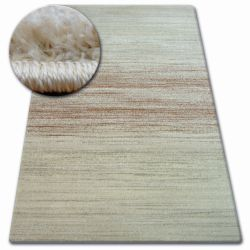 Shadow szőnyeg 8622 rozsda / krém