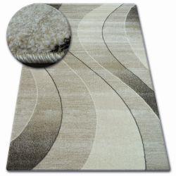 Teppich SHADOW 8595 braun / creme