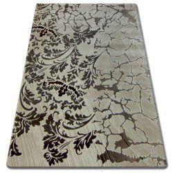 Carpet ACRYLIC FLORYA 0214 Cream/Caramel
