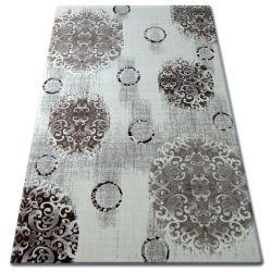 Carpet ACRYLIC FLORYA 0362 beige cream