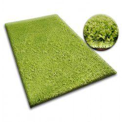 Ковролин SHAGGY 5 см зеленый