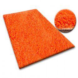 Vloerbedekking SHAGGY 5cm oranjekleuring
