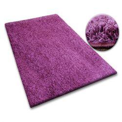 Alfombra SHAGGY 5 cm violeta