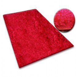 Mocheta Shaggy 5cm vin roșu