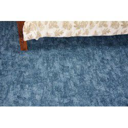 Fitted carpet POZZOLANA blue 78