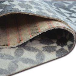 Passadeira carpete MAIOLICA cinzento 97 Estilo lisboeta LISBOA