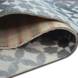 Wykładzina dywanowa MAIOLICA szary 97 styl lizboński LISBOA