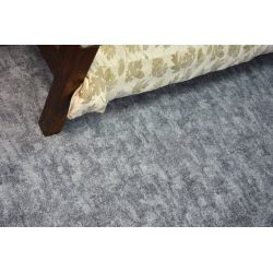 Fitted carpet POZZOLANA grey 97