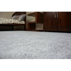 Fitted carpet POZZOLANA silver 92