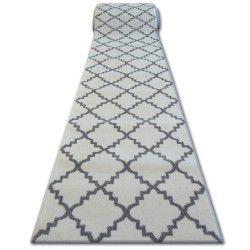 PASSADEIRA SKETCH F343 branco/cinzento trevo marroquino trellis