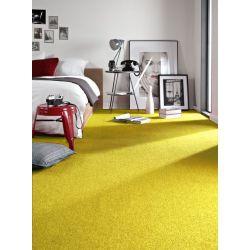 Carpet wall-to-wall ETON yellow