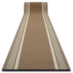 Vastag csúszásgátló futó szőnyeg TRENDY bézs