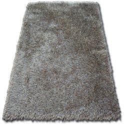 Carpet LOVE SHAGGY design 93600 light brown