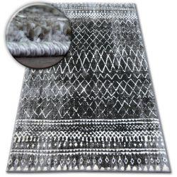 Tepih SHADOW 9890 vizon / crno
