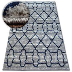 Carpet SHADOW 9496 l.grey / white